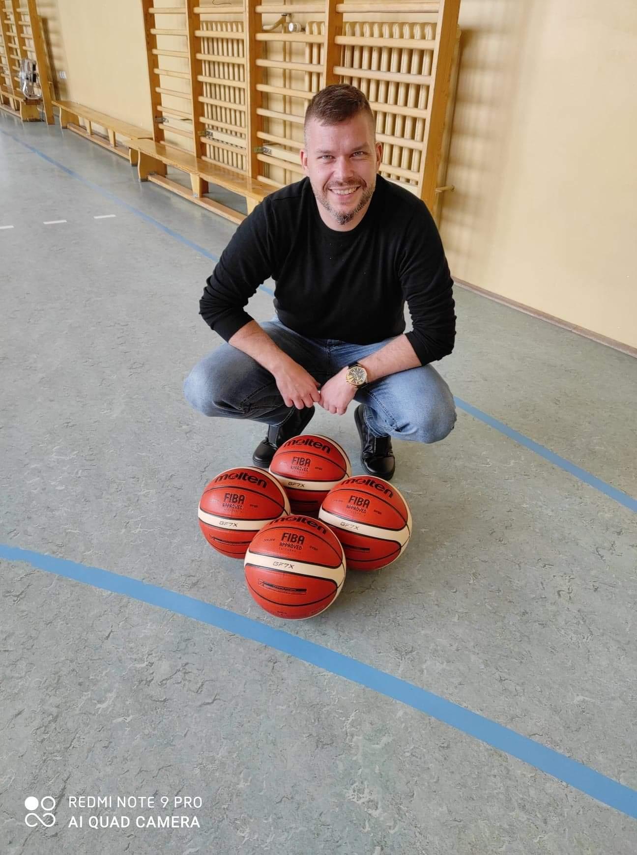 Prezent do KS Kosz Pleszew