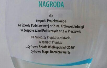 Wspaniały sukces Pleszewskiej Dwójeczki!!