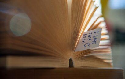 Coś dla moli książkowych…i nie tylko