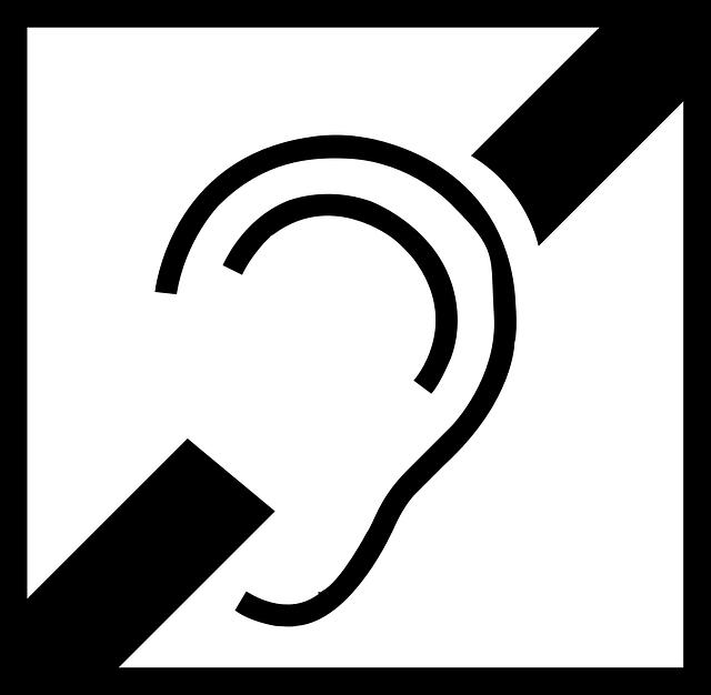 Covid-19 i szczepienia, a dostępność dla osób niesłyszących