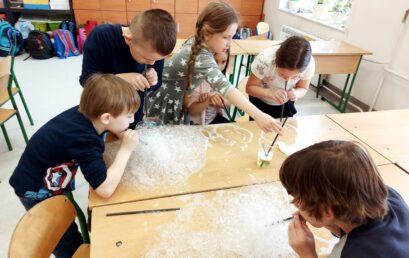 Eksperymenty z bańkami