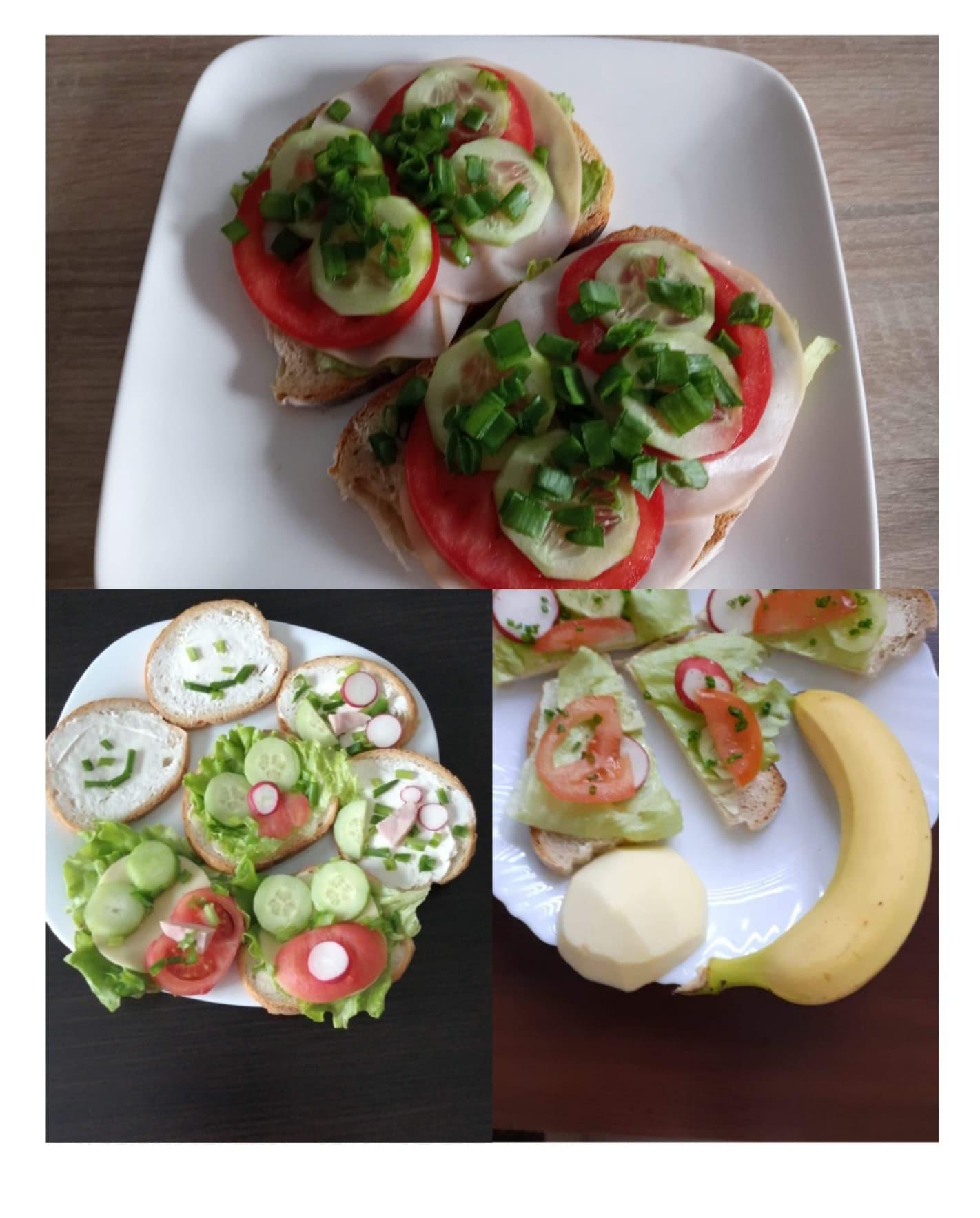 Zdrowe śniadanie w III a