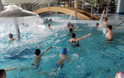 Trzecie klasy na pleszewskim basenie
