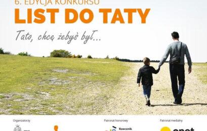 """""""List do taty""""- sukces naszej uczennicy Zofii Baran"""
